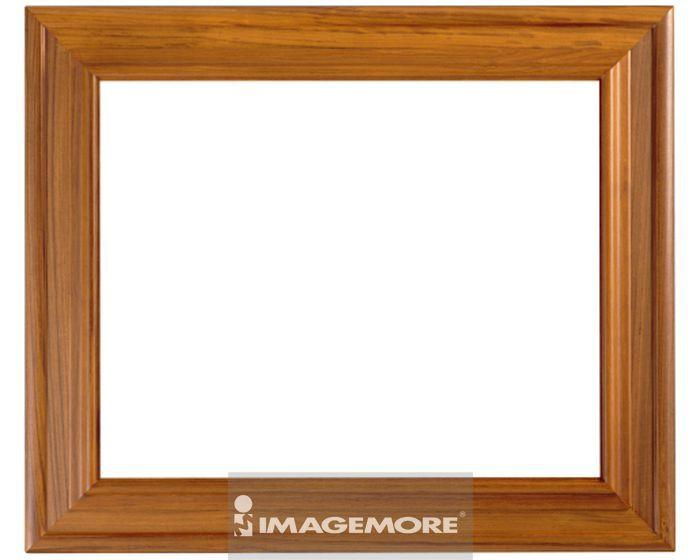 木纹画框矢量图