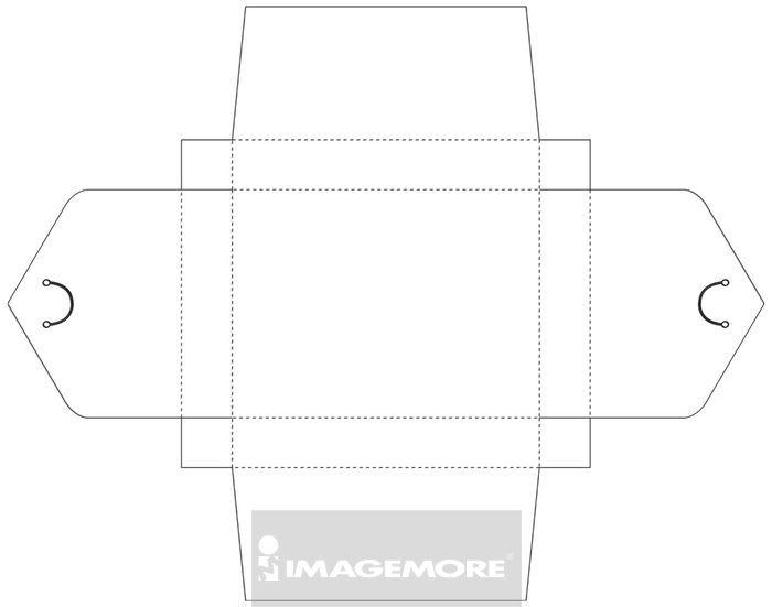 包装结构图 高清图 - imagemore上海富昱特创意图库