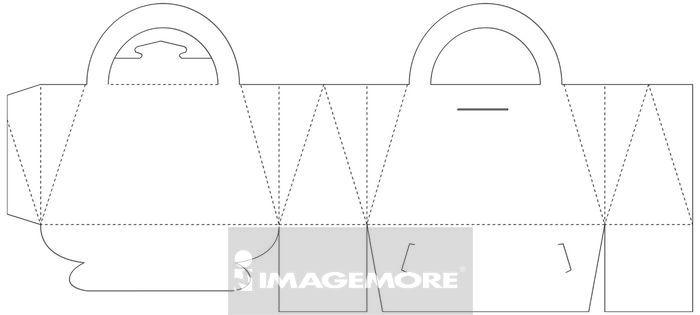 00122120,a012064,盒子,折纸,包装盒,纸盒结构