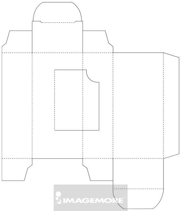 包装结构图