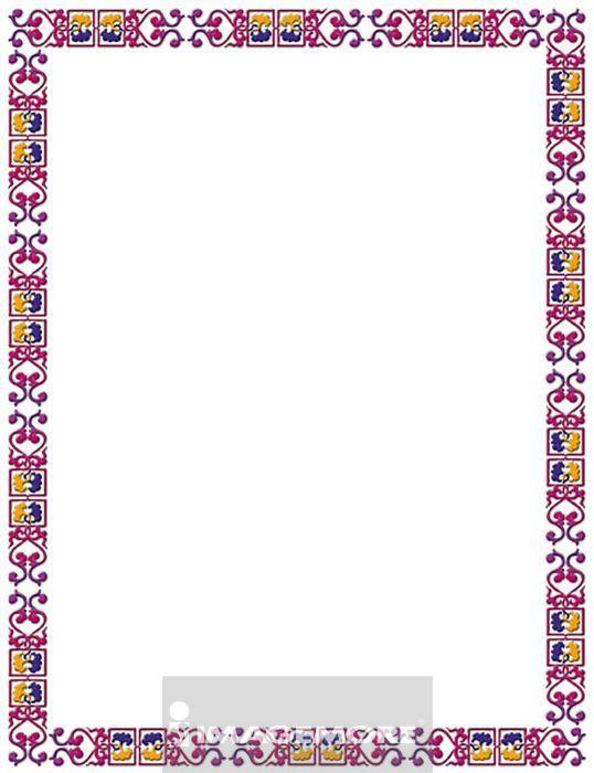 ppt 背景 背景图片 边框 模板 设计 相框 538_700 竖版 竖屏
