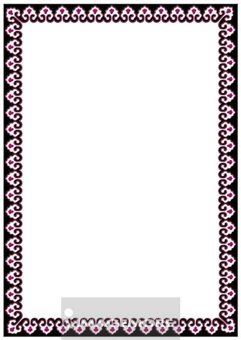 ppt 背景 背景图片 边框 模板 设计 相框 496_700 竖版 竖屏
