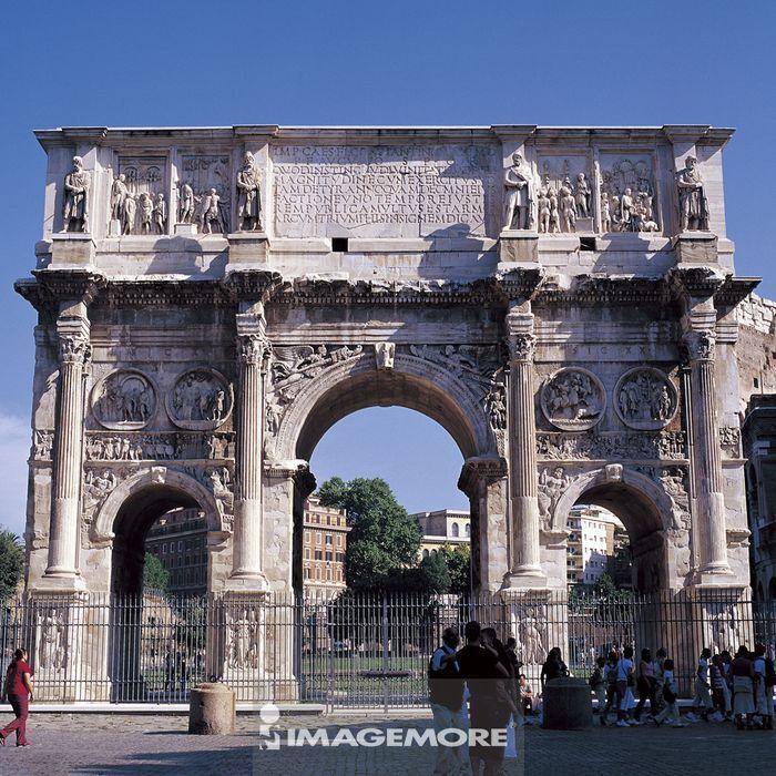 君士坦丁凯旋门