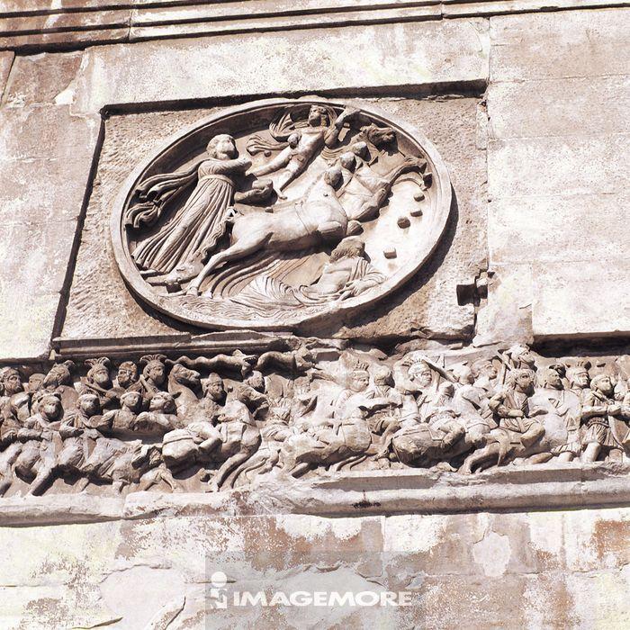 罗马君士坦丁凯旋门