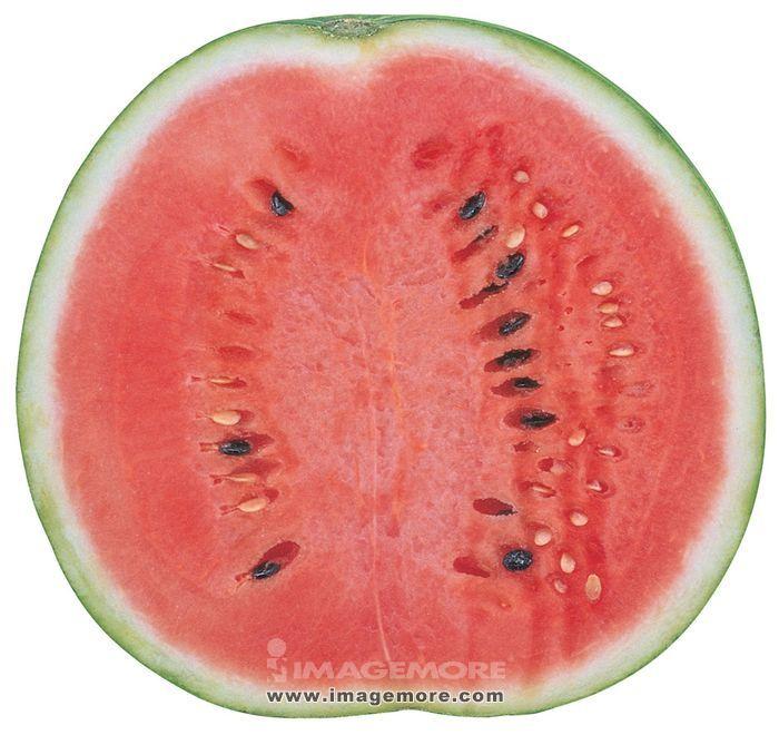 生食,食品材料,植物,水果,水果百态,西瓜,红肉西瓜,小玉西瓜,无子西瓜