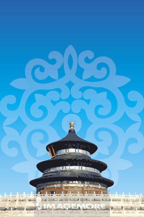中国,北京,天坛,首都,世界遗产,世界文化遗产,