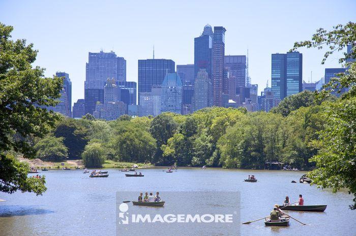 中央公园,曼哈顿,纽约市,纽约州,美国,北美洲