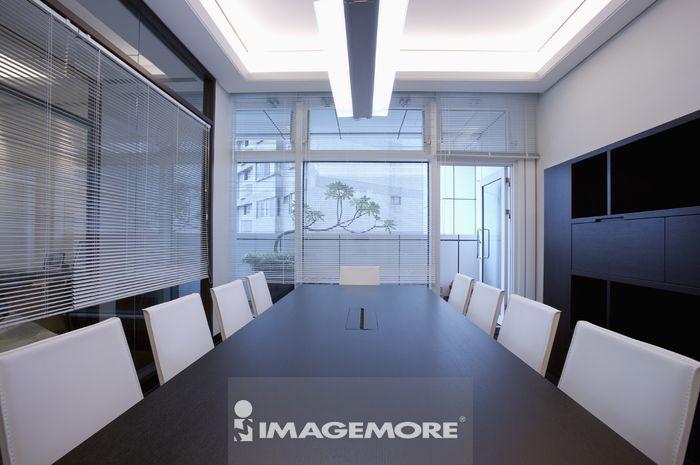 办公室,室内空间设计,会议室