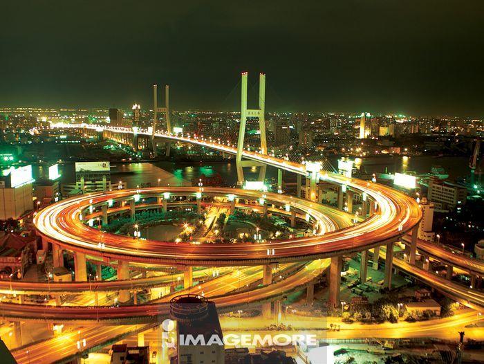 亚洲,中国,上海