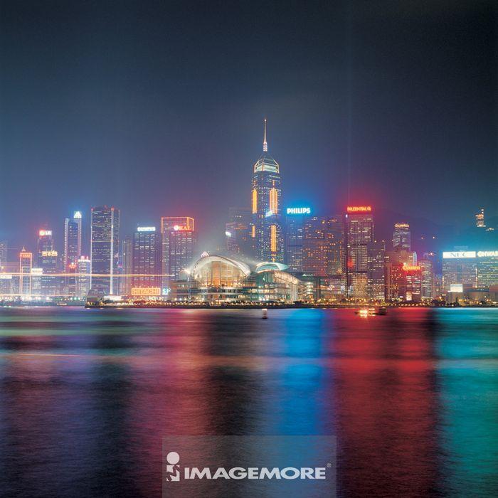 香港,亚洲,海港,