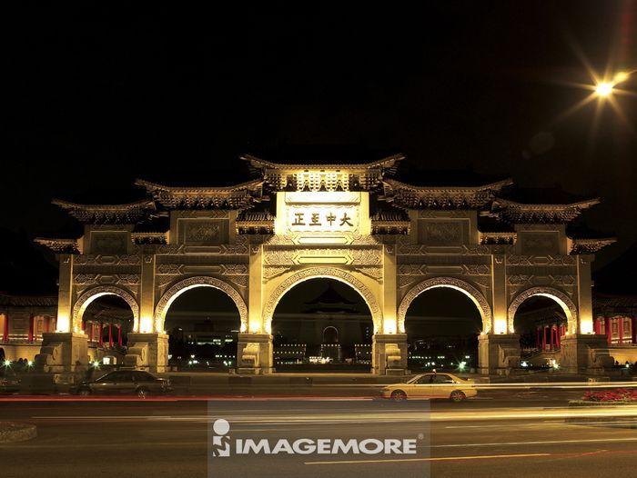 台湾,台北市,中正纪念堂,