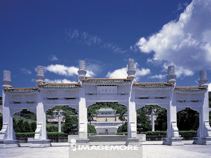 台湾,台北市,故宫博物院