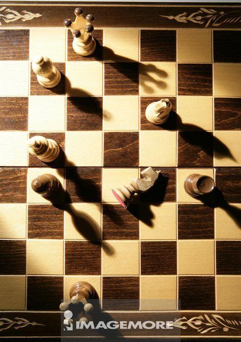 西洋棋,图片