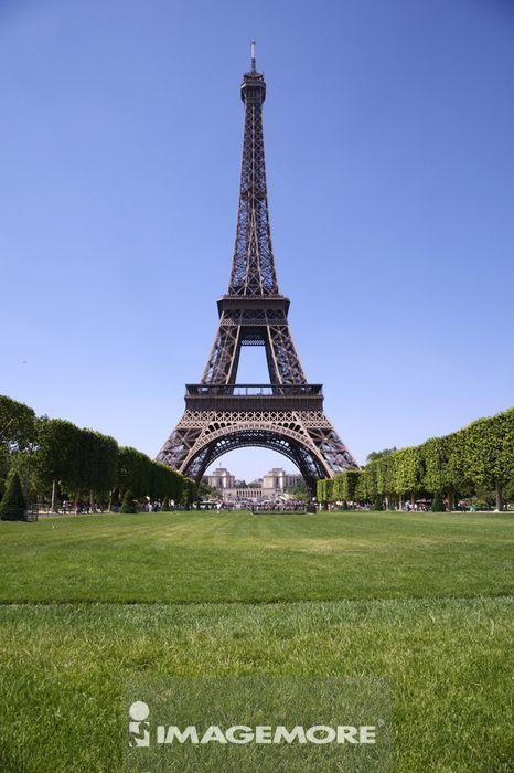 法国风景无水印