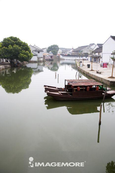 中国,江苏省,吴江市,同里镇,古镇,水乡