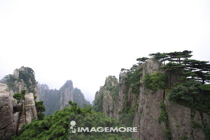 中国,安徽省,黄山