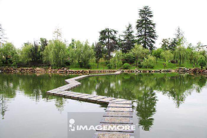 中国,安徽省,鲍家花园