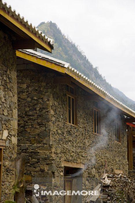 中国传统建筑木材