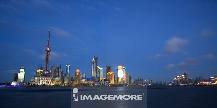 中国,上海,浦东