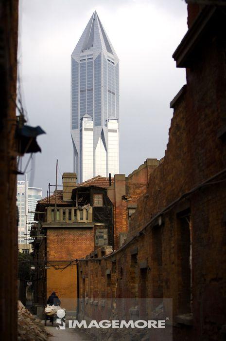建筑,亚洲,中国,上海