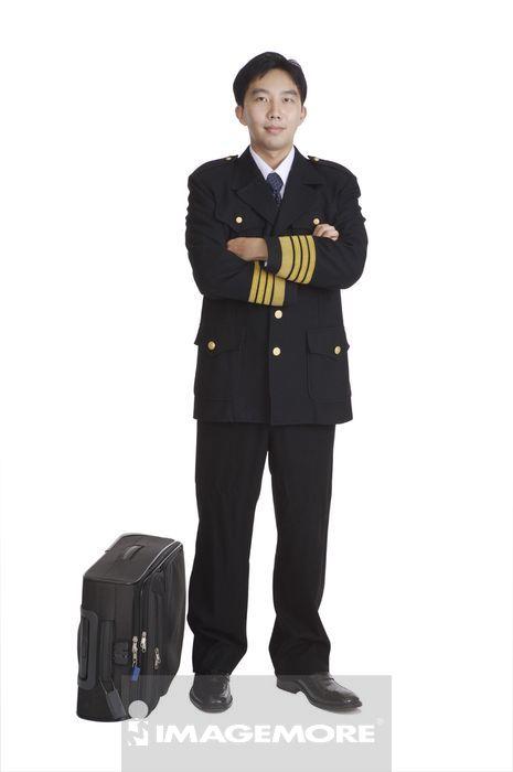 飞行员,,职业