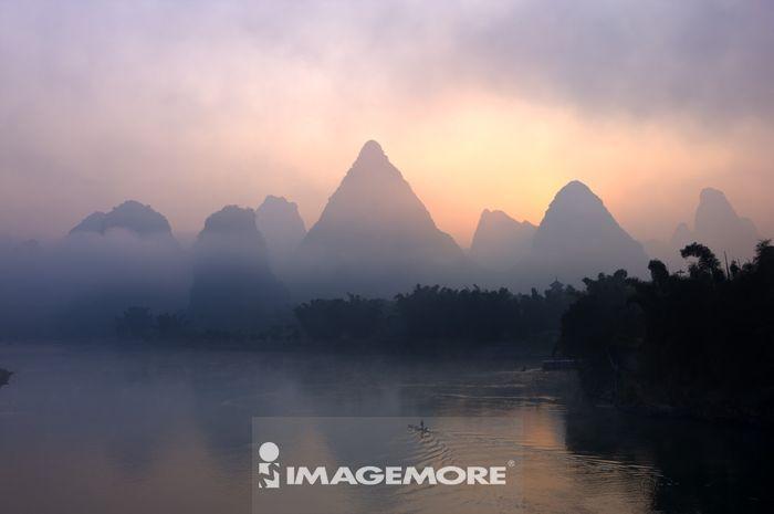 中国,广西,阳朔,漓江