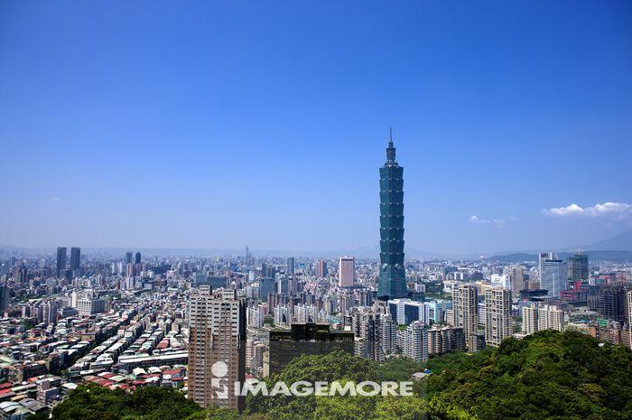 台湾建筑物简笔画
