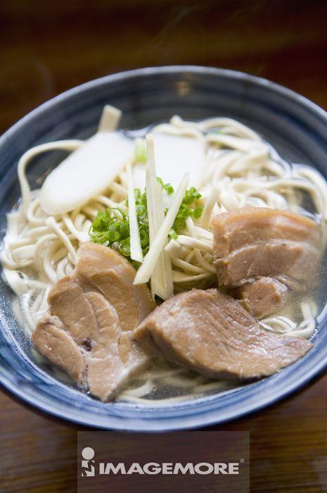 日本面食,冲绳