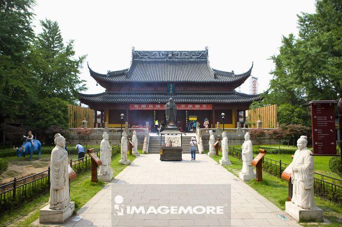 亚洲,中国,江苏省,南京,夫子庙
