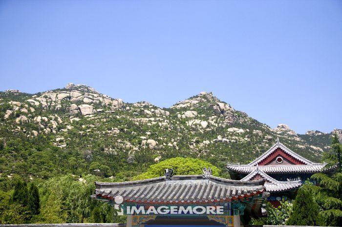 中国,山东省,青岛,崂山风景区