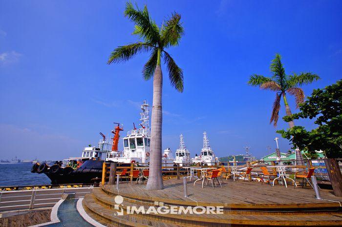 台湾,高雄,渔人码头,