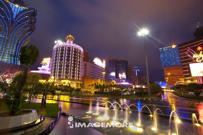 中国,澳门,葡京娱乐场