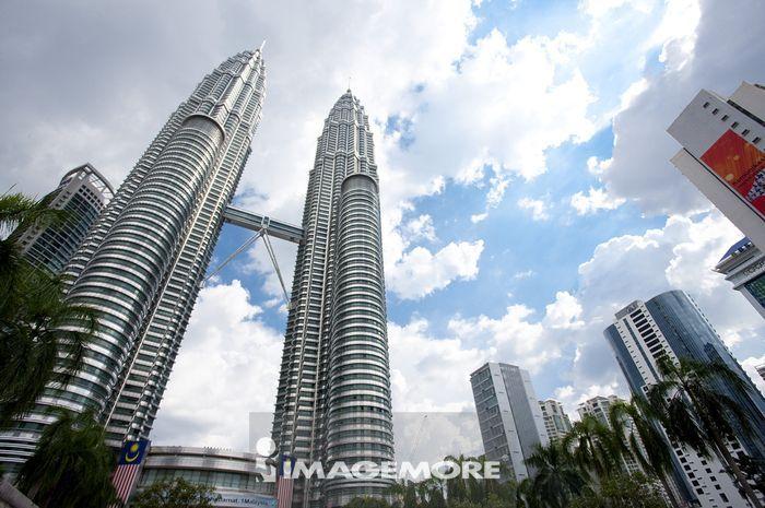 马来西亚,吉隆坡,双子星塔
