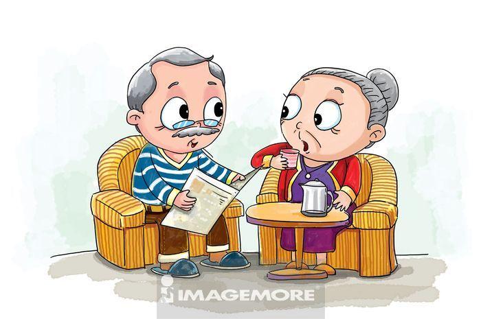 老年生活,老年夫妻