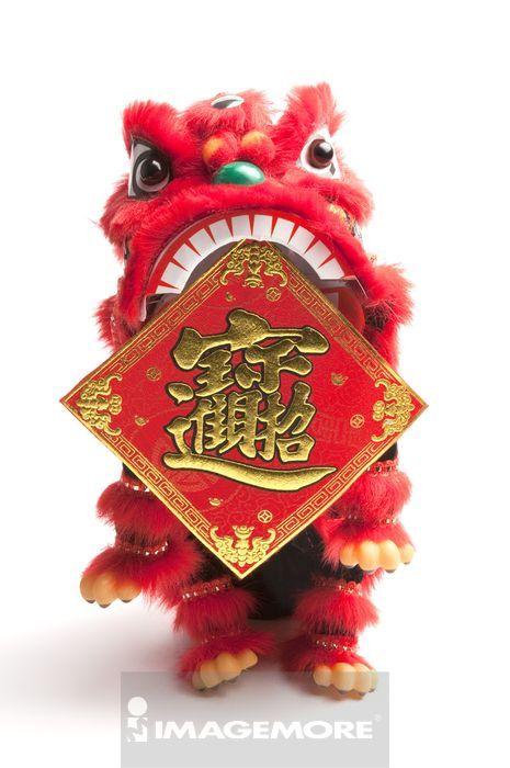 中国风,舞龙舞狮