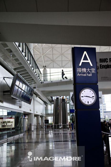亚洲,香港,新界,赤鱲角,飞机场,交通