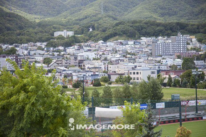 北海道,日本,亚洲,街景,城市, Imagemore 上海富昱特 自拍自销图片