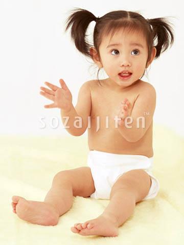 网络红的可爱孩子图片