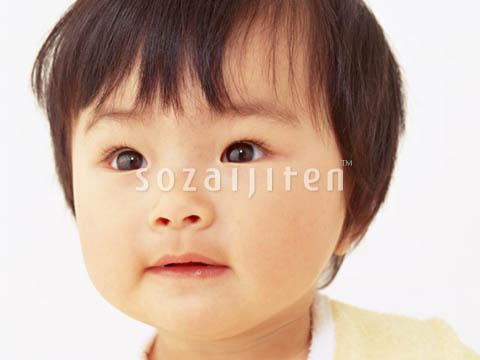 娃娃,小婴儿,小宝宝,宝宝,幼儿,可爱,黄种人,亚洲人,头部,头,人头