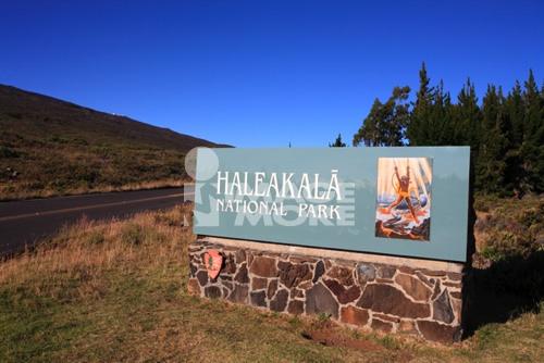 Haleakala  Park, Maui, Hawaii, U.S.A.