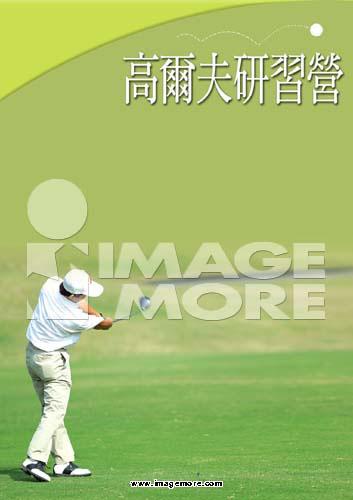 海报,运动,高尔夫球,招募