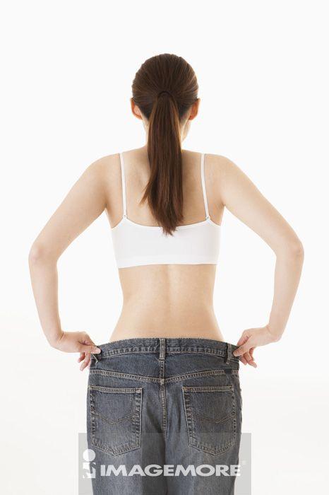 节食减肥,美容,膝盖以上,上半身