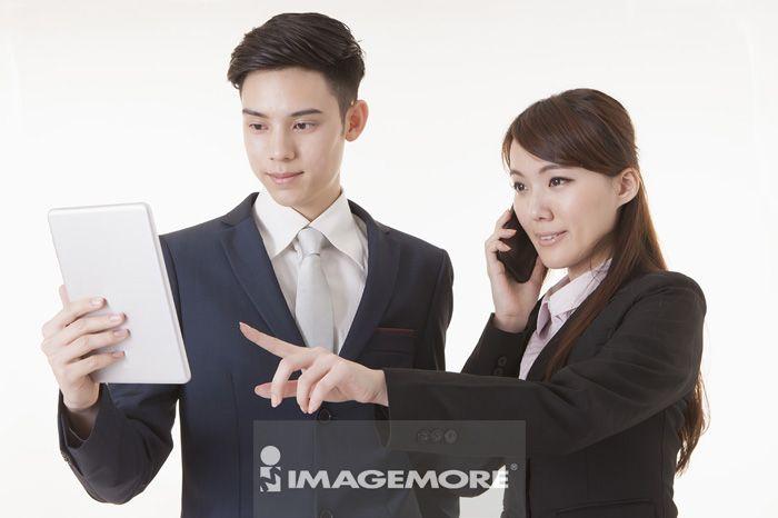 商业人物,办公男性,办公女性