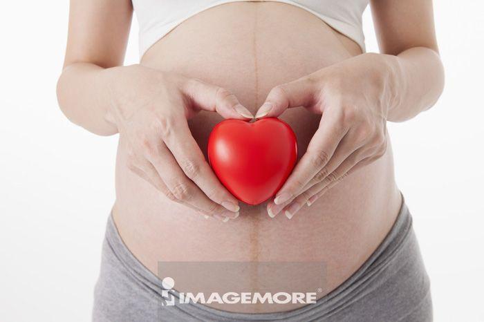 怀孕,大肚子,中国人,