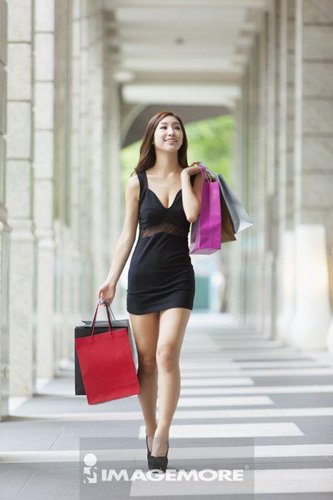 女性,购物