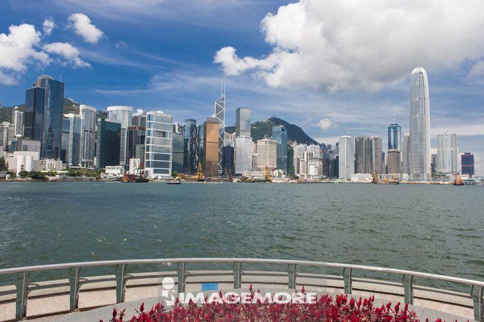 亚洲,中国,香港,离岛,维多利亚港
