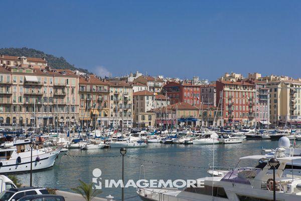 风景,法国,观光,旅游景点