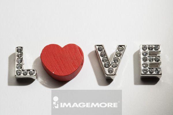 心型,立体图形,爱情