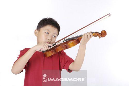 小提琴,,快乐,,儿童,,音乐