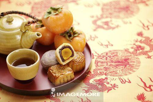 水果,,糕饼,,茶具